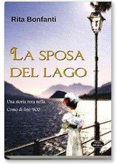 Risultato immagine per la sposa del lago di Rita bonfanti