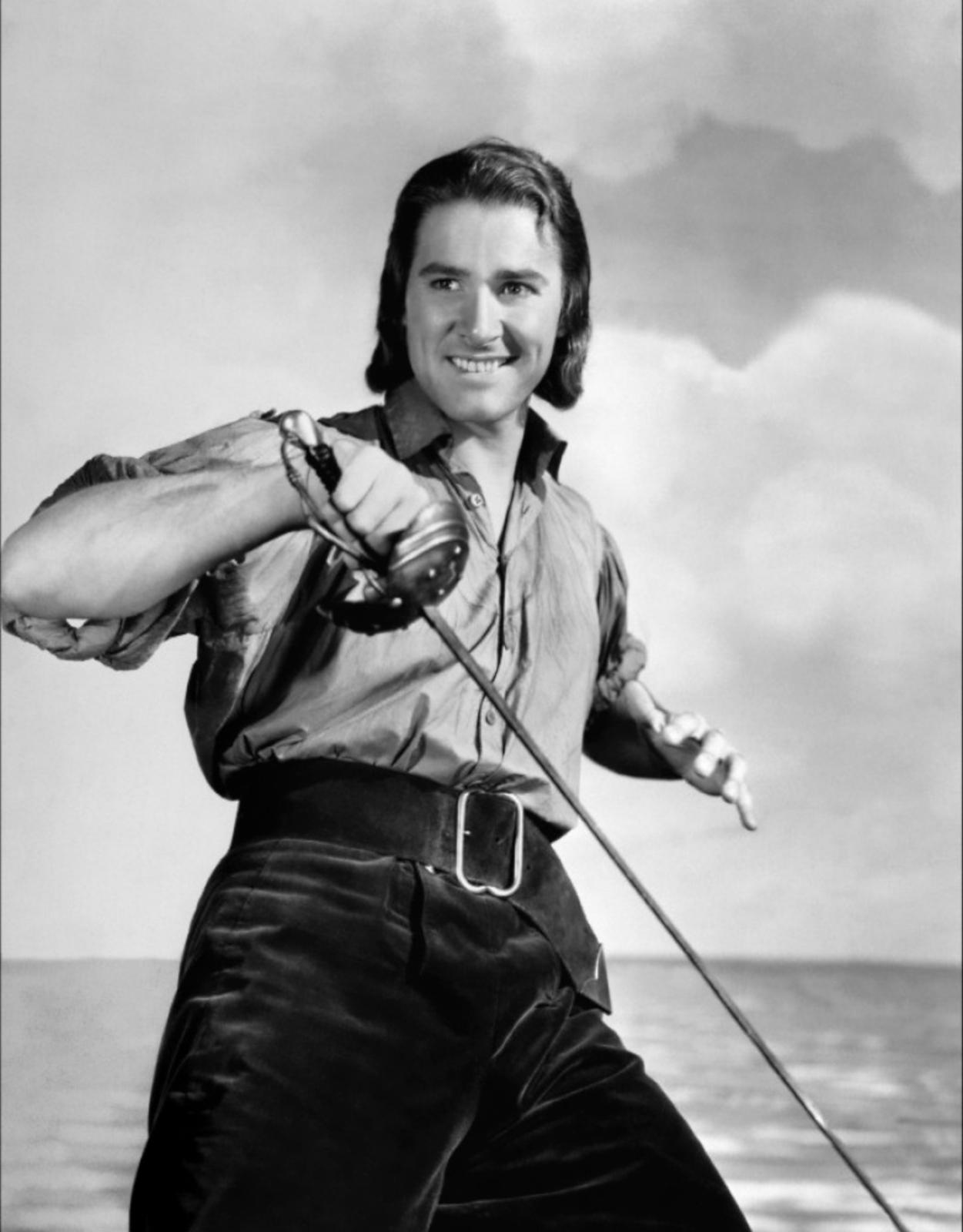 Errol Flynn Pirat