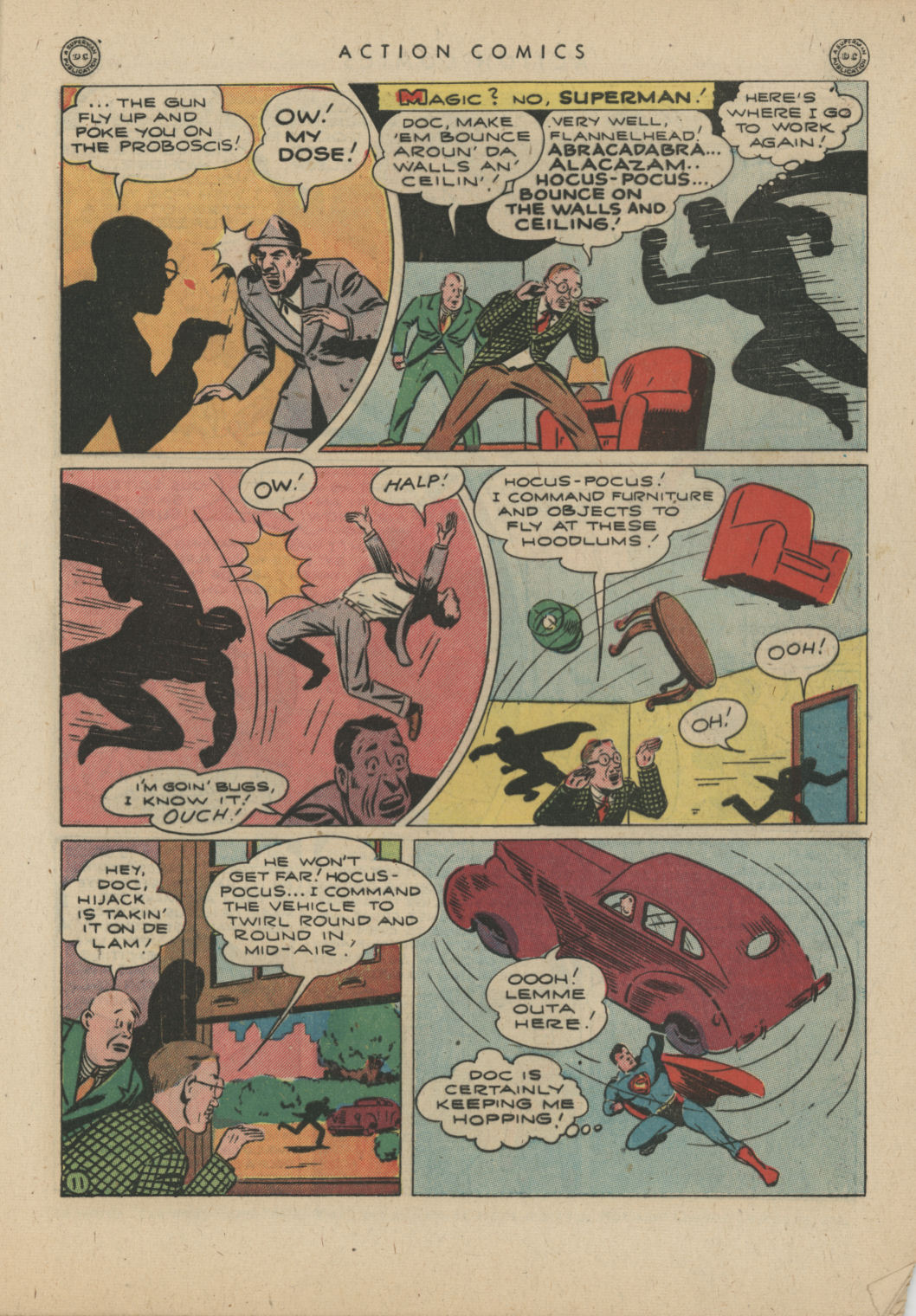 Read online Action Comics (1938) comic -  Issue #83 - 13