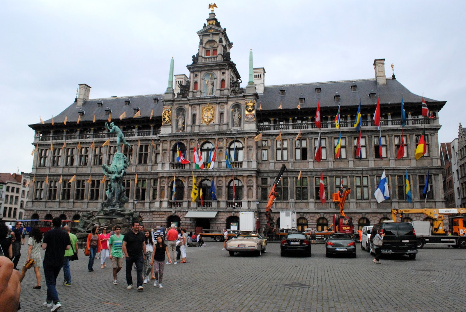 grand place Grote Markt
