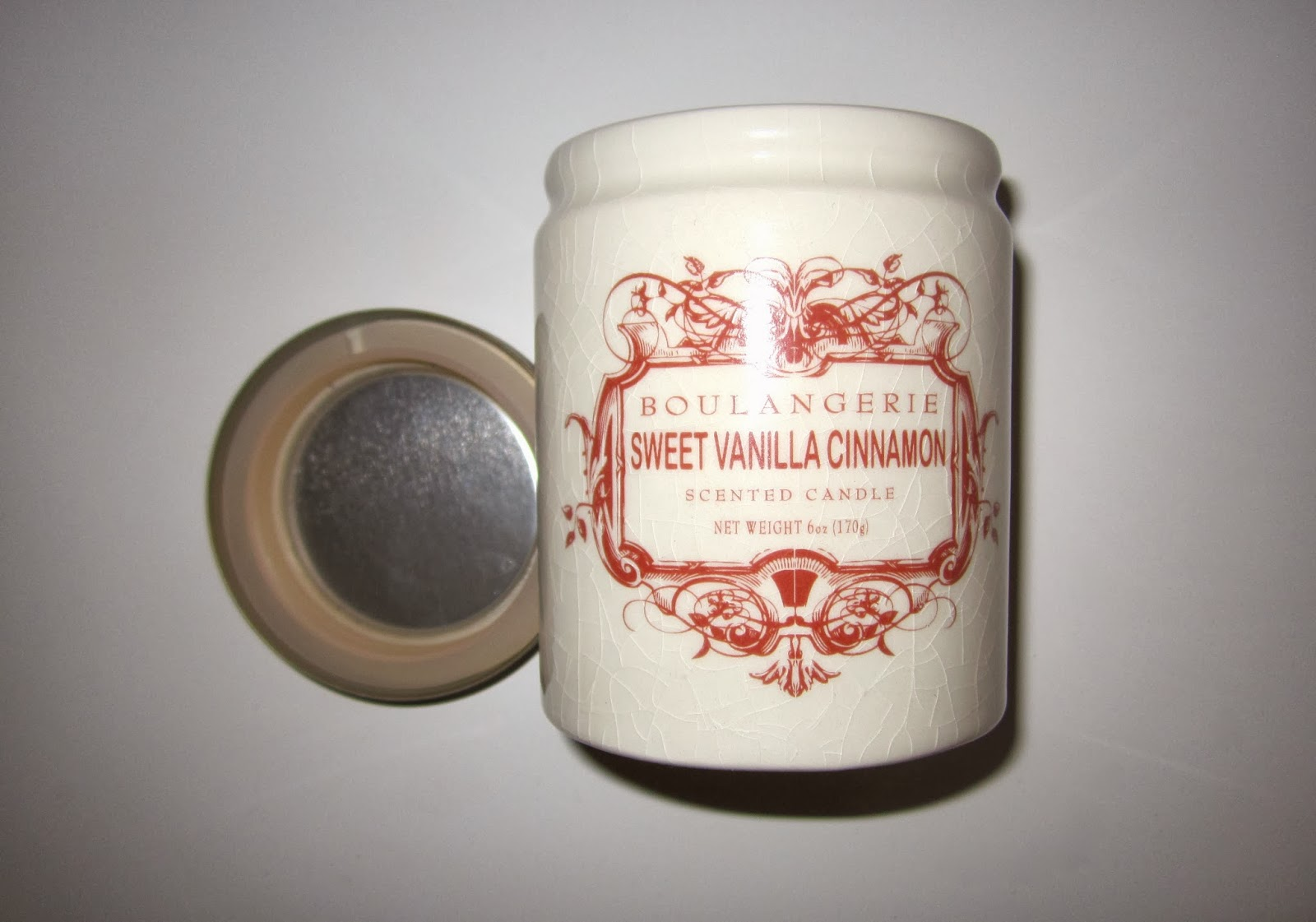 It Is The Illume Boulangerie Sweet Vanilla Cinnamon Scented Candle And Costs 14