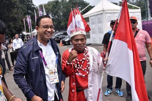 Anies Baswedan Ungkap Ribuan Pahlawan Asian Games yang Jarang Diperhatikan