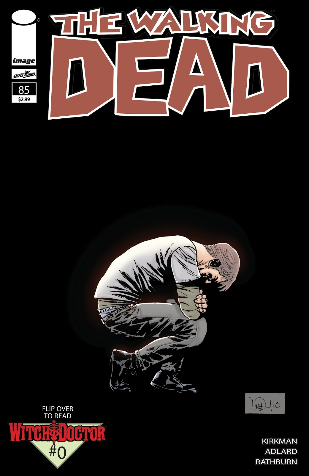The Walking Dead issue 85 - Page 1