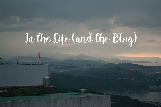 In the Life (and Blog) | Weekly Post