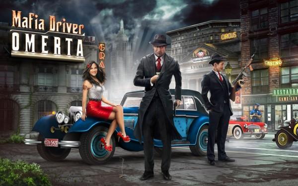 Mafia Driver - Omerta Mod Apk