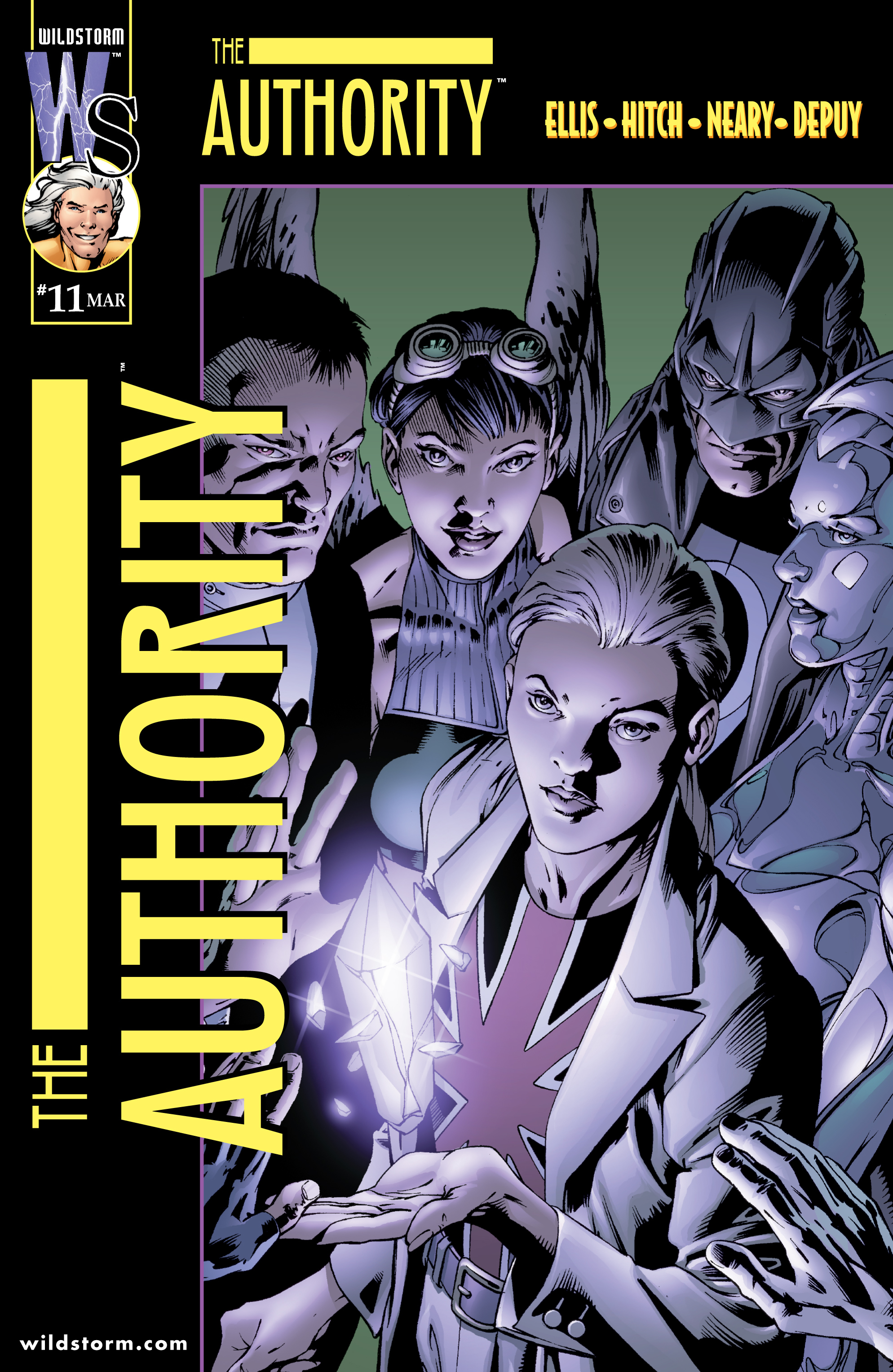 The Authority (1999) 11 Page 1