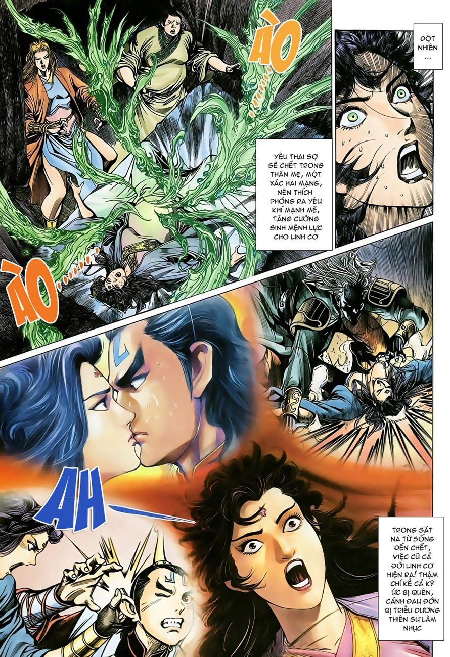 Đại Đường Uy Long chapter 72 trang 11