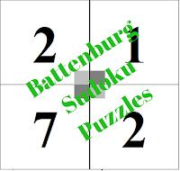 Battenburg Sudoku Puzzles