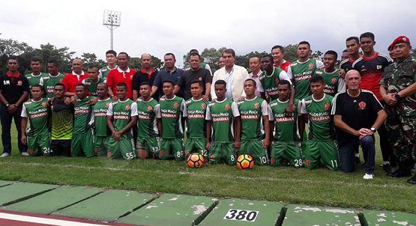 Ini Kata Mantan Presiden Barcelona Agar Sepakbola Indonesia Bisa Maju