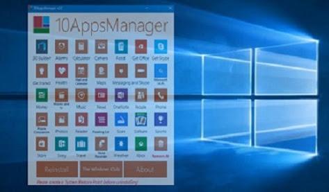 مجموعة طرق حذف تطبيقات و برامج من ويندوز 10