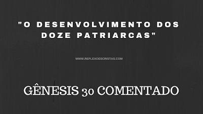 Raquel e Lia - Gênesis 30 comentado