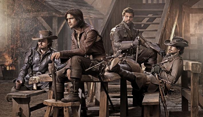The Musketeers - Episode 3.01 - Spoils of War - Teaser Hangman