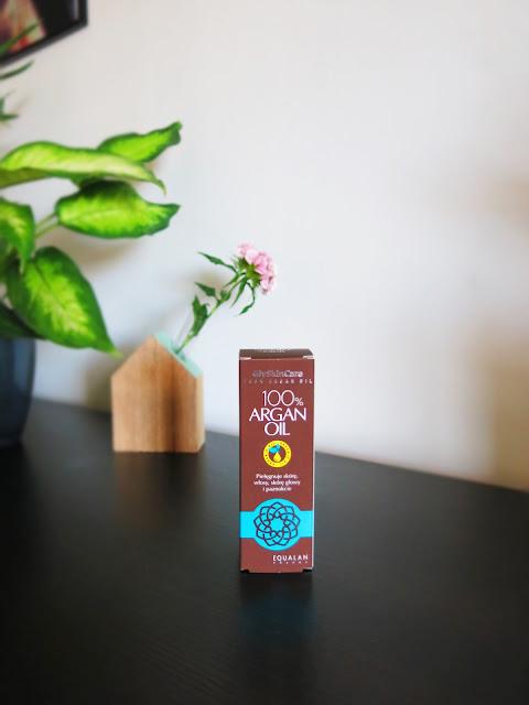 100% olejek arganowy - GlySkinCare ♥