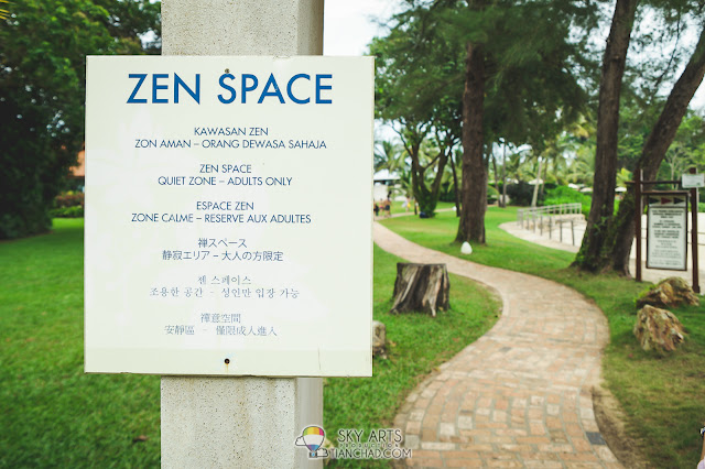 Zen Space @ Club Med Cherating Beach