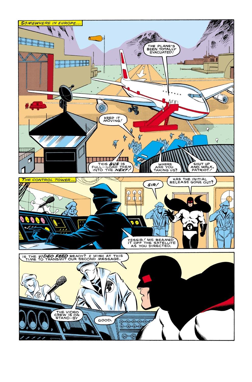 Captain America (1968) Issue #321 #249 - English 10