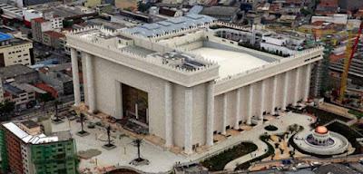 'Templo de Salomão' pode ser DEMOLIDO em São Paulo por fraude em obtenção de alvará e obstrução da justiça.