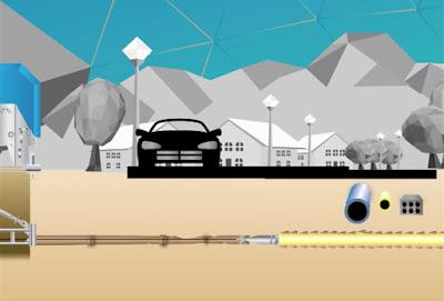 Dissenyen un robot subterrani intel·ligent per a entorns urbans