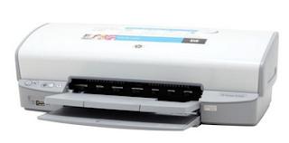 HP Deskjet D4160 ドライバ ダウンロード