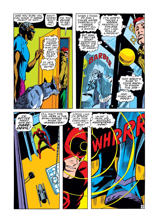 Daredevil (1964) 49 Page 15