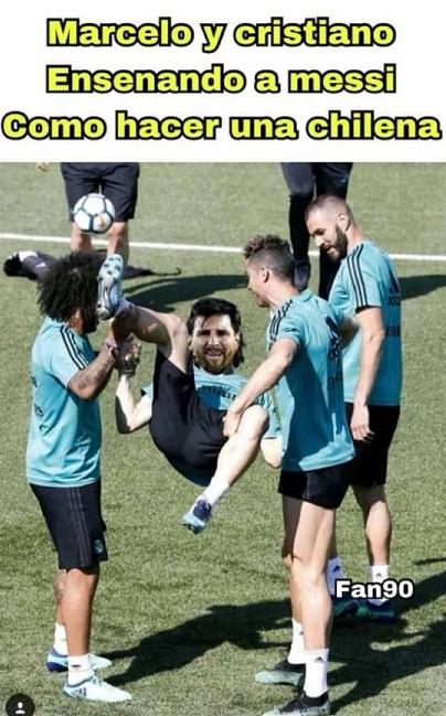 Los memes del Clásico Barça-Madrid 2018