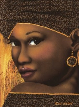 The proverbs woman (soul beautiful)