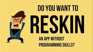 لعمل ريسكين إحترافى للتطبيقات عليك ان تضع 7 أشياء في الحسبان
