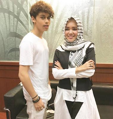 Harris J dan Dewi Sandra