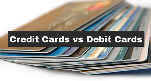 Credit Card VS Debit Card - Bajaj Finserv