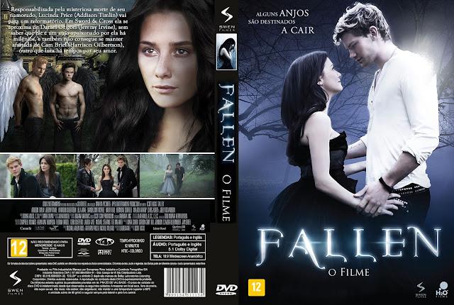Capa DVD Fallen O Filme
