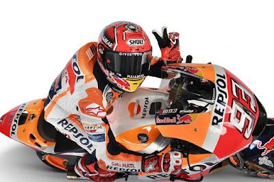 Η Honda Racing Corporation Ανανεώνει Το Συμβόλαιό Της Με Τον Marc Marquez Για Δύο Χρόνια