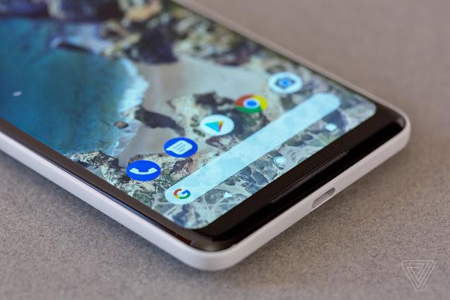Pixel 2, Smartphone, Google, Project Fi