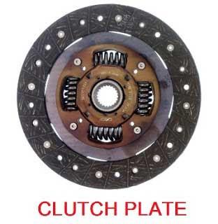 clutch plate.