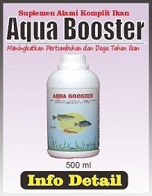 Gambar : Aqua booster