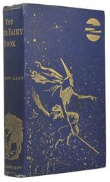 O Livro Azul das Fadas,  primeira edição (1889)