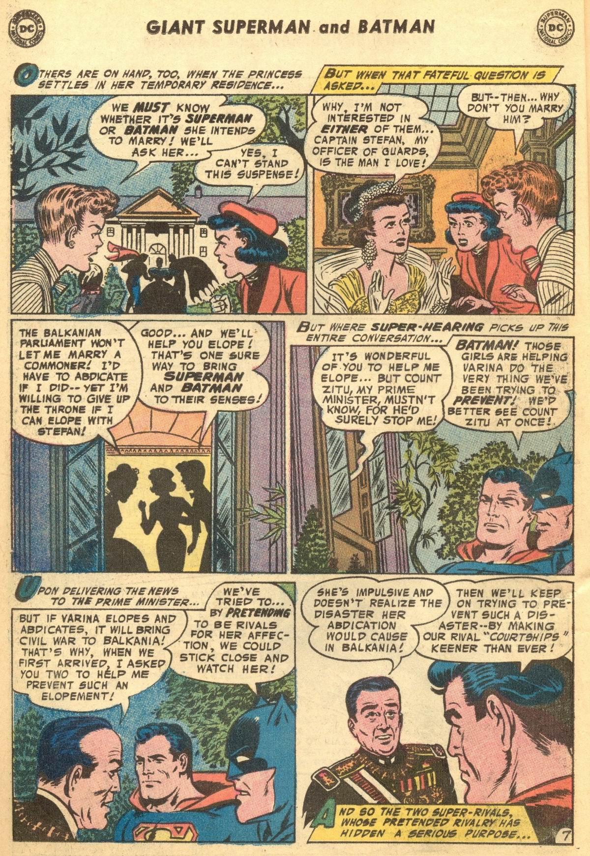 Read online World's Finest Comics comic -  Issue #188 - 10