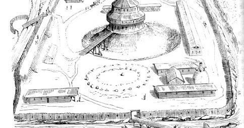 Forgotten DM: Castle Illustrations