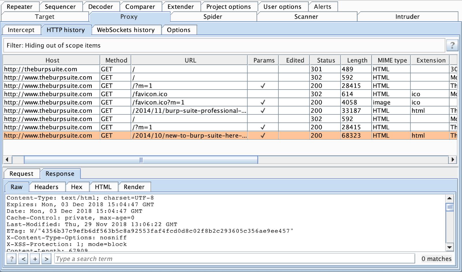 Intercepting iOS applications HTTPS traffic in Burp Suite | The Burp