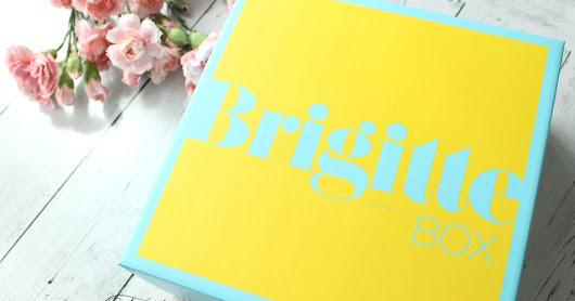 Brigitte Box April - Mai 2016 | Unboxing | Beauty Blog von Fräulein ungeschminkt