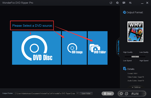 WonderFox DVD Ripper Pro: the Personal Best Software that Rips DVDs Fast and Safe
