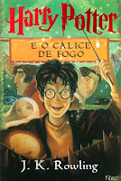 Resenha - Harry Potter e O Cálice de Fogo, editora Rocco