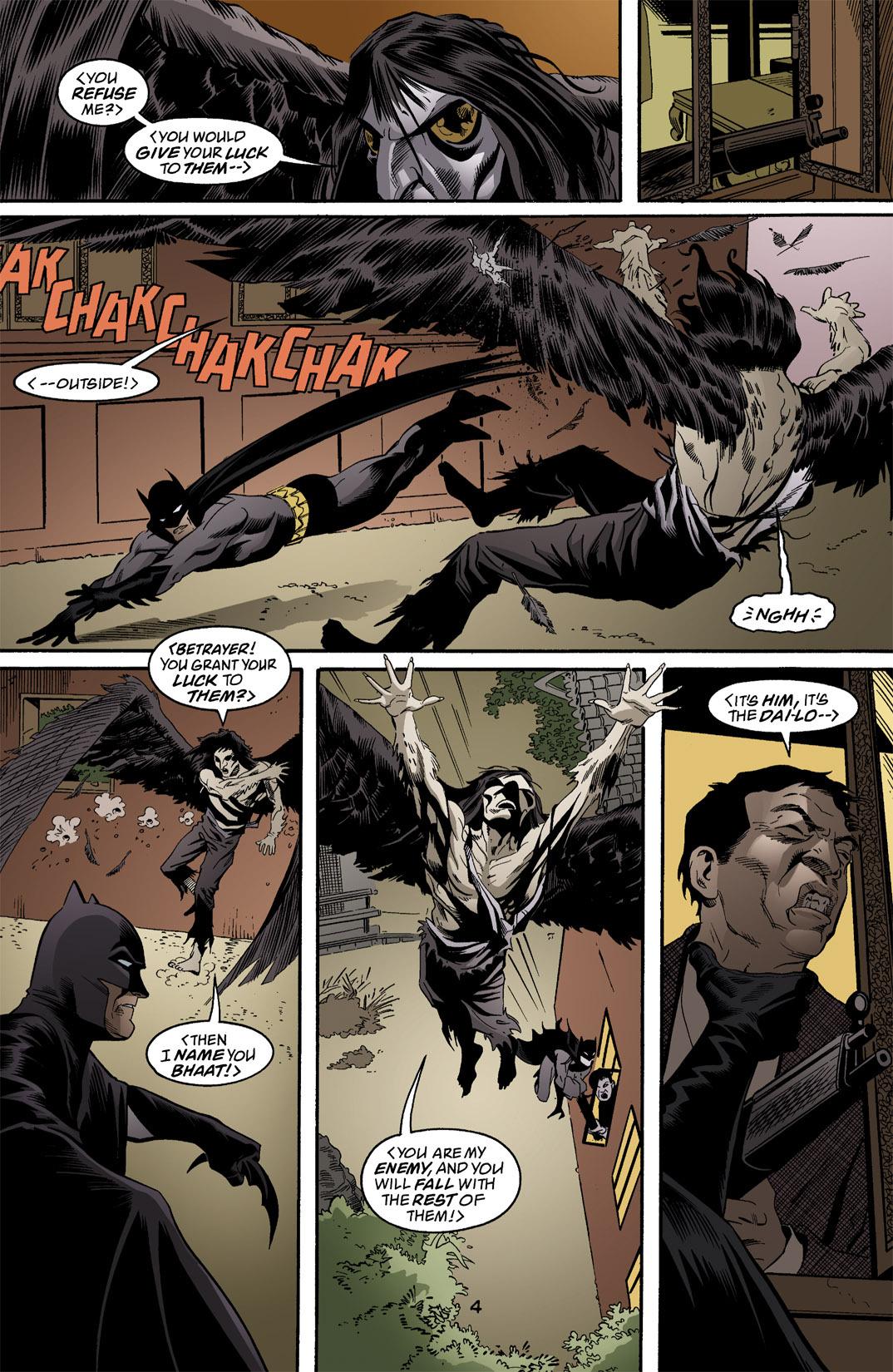 Detective Comics (1937) 769 Page 4