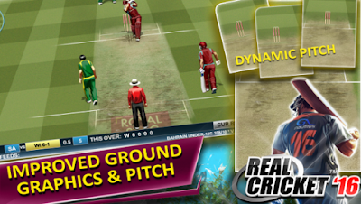 Real Cricket 16 MOD APK-Real Cricket 16