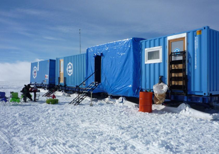 IceCon: Constraining Ice Mass Change in Antarctica