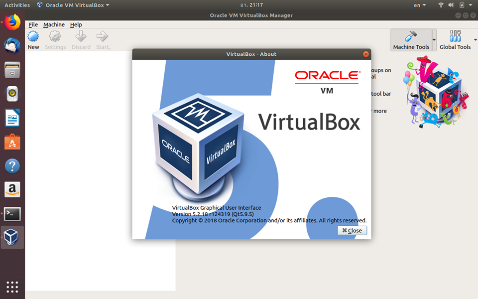 install virtualbox ubuntu 16.04 command line