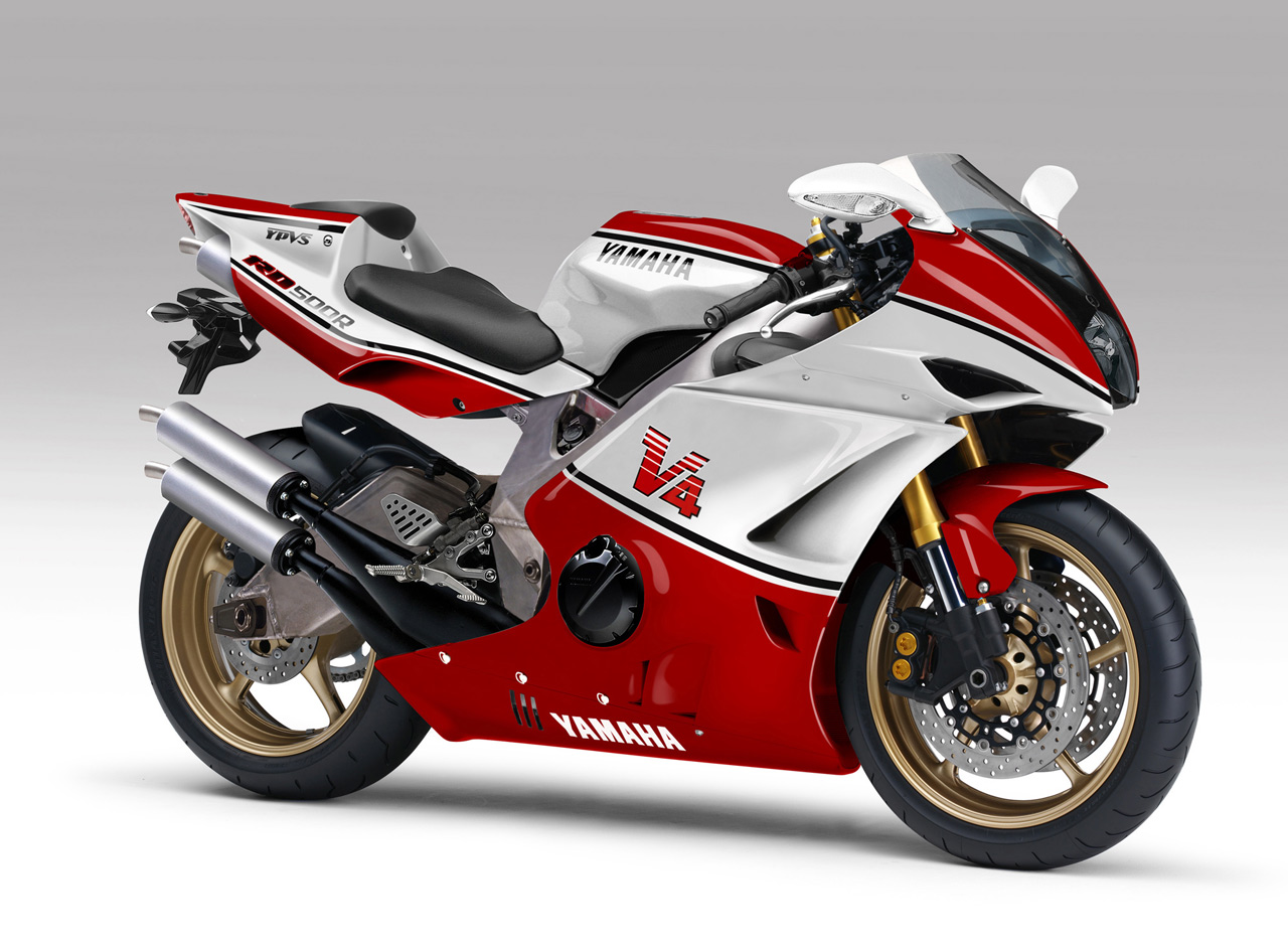 Bikes Wallpapers Yamaha 500cc