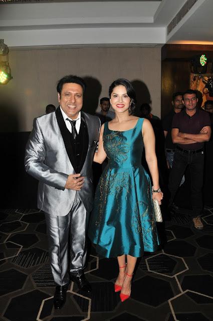 14. Govinda with Sunny Leone