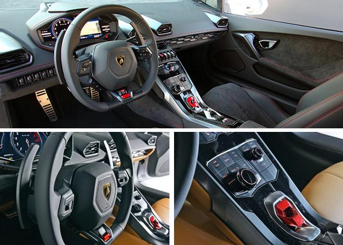 Lamborghini Huracan Interior Best Cars Life