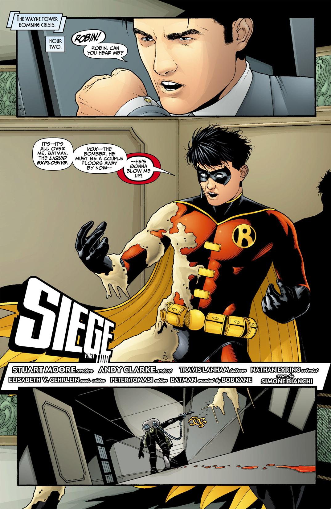 Detective Comics (1937) 830 Page 1