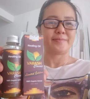 Gangguan Hati dan Ginjal Terbantu sehat dengan Varash Healing Oil