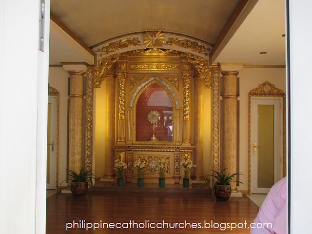 Philippine catholic churches in photos the adoration for 8 salon taytay rizal